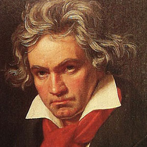 It was suspected that Beethoven has lupus.