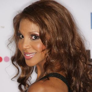 Singer Toni Braxton is one of many celebrities with lupus