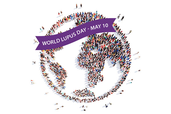 Celebrate World Lupus Day on May 10th